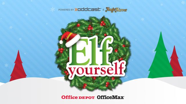 Elfyourself By Office Depot Inc Christmas Apps Elf Yourself Kids App