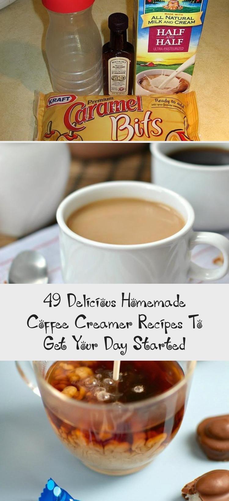 En Blog En Blog In 2020 Homemade Coffee Creamer Coffee Creamer Recipe Homemade Coffee Creamer Recipe