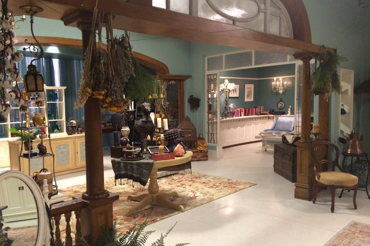 Image result for grey house interiors from good witch ...