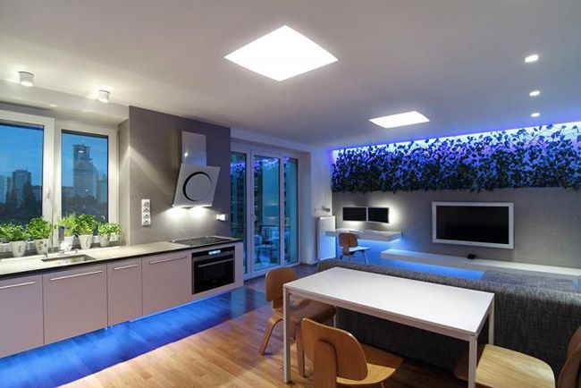 Home Lighting 25 Led Lighting Ideas Modern Apartment Design Apartment Renovation Apartment Design