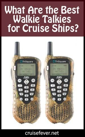 What Are The Best Walkie Talkies For Cruise Ships Cruise Ships - How to use cell phone on cruise ship