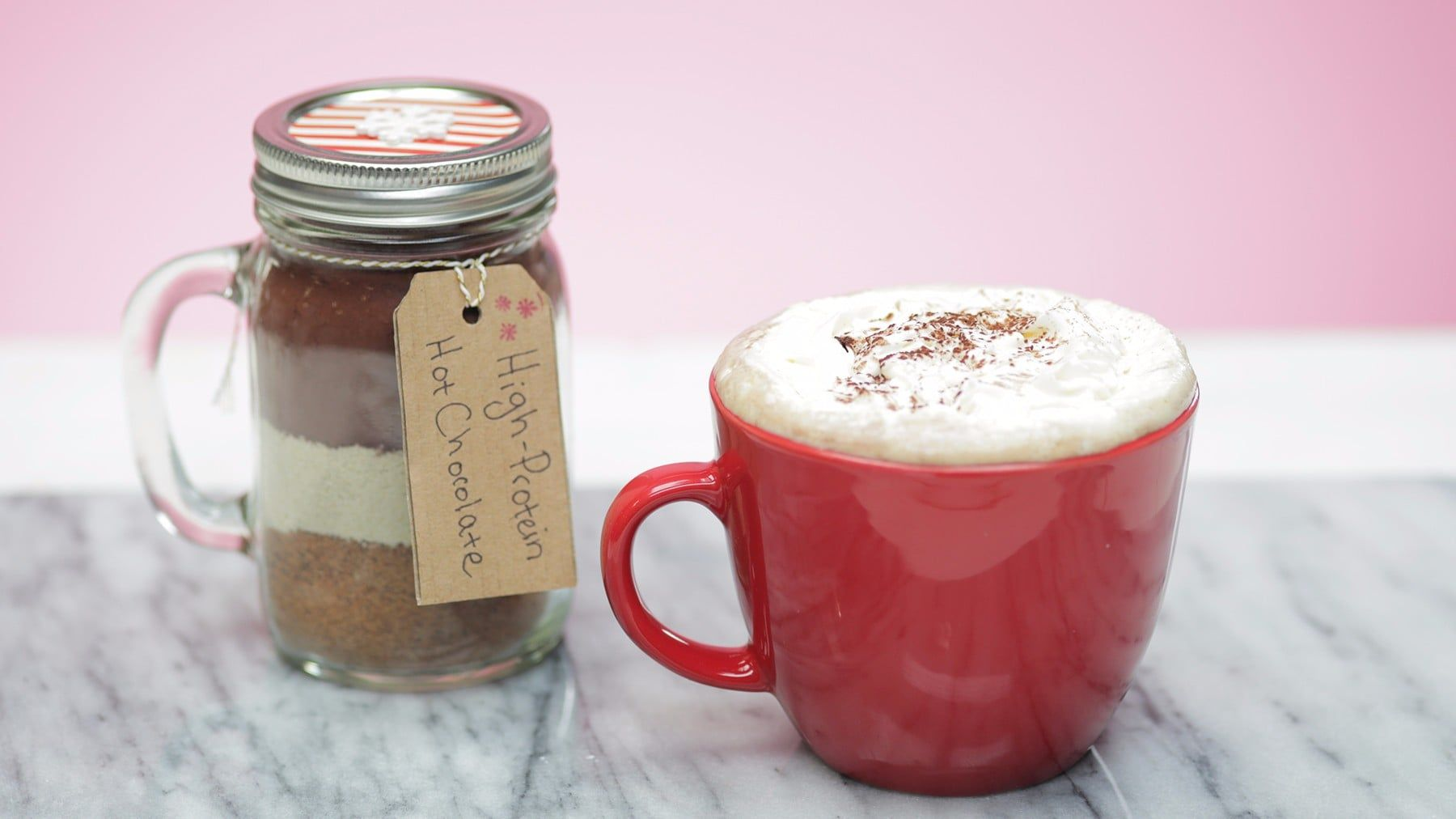 High-Protein Hot Chocolate Is the Perfect Winter W