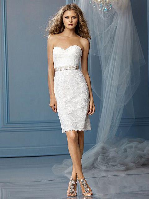 Katherine-Vestido de Noiva em renda - dresseshop.pt
