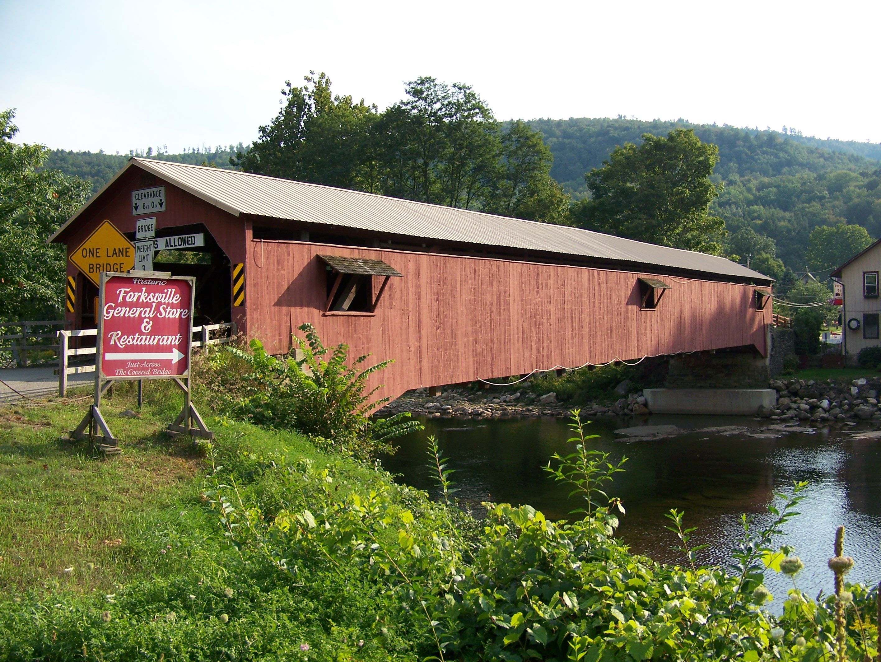 PA covered bridge | Covered bridges, Old bridges ...