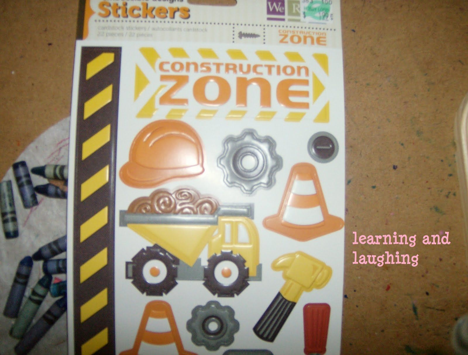 Construction Themed Classrooms
