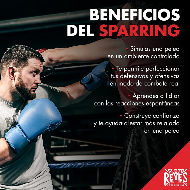 Seguro Lo Practicas Constantemente Pero Sabes Cuáles Son Los Beneficios Del Sparring Cletoreyes Entrenamiento De Boxeo Beneficios Del Boxeo Boxeo Tecnicas