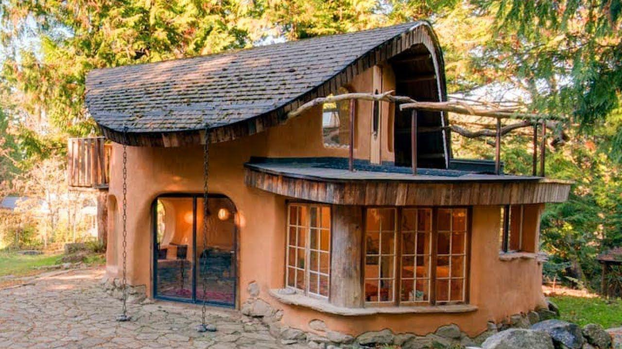 Amazing Unique Cob Cottage World S Most Beautiful Cottages Cob House Plans Cob House Architecture