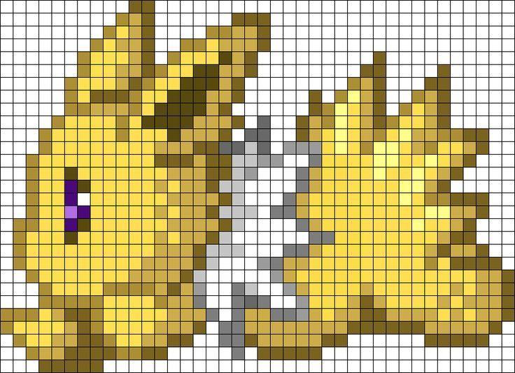 cute pixel art minecraft templates pokemon crafts perler beads