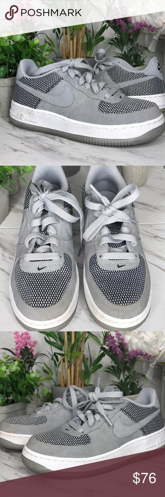 Boys Nike Air Force 1 Size 4Y Boys nike, Nike air, Nike
