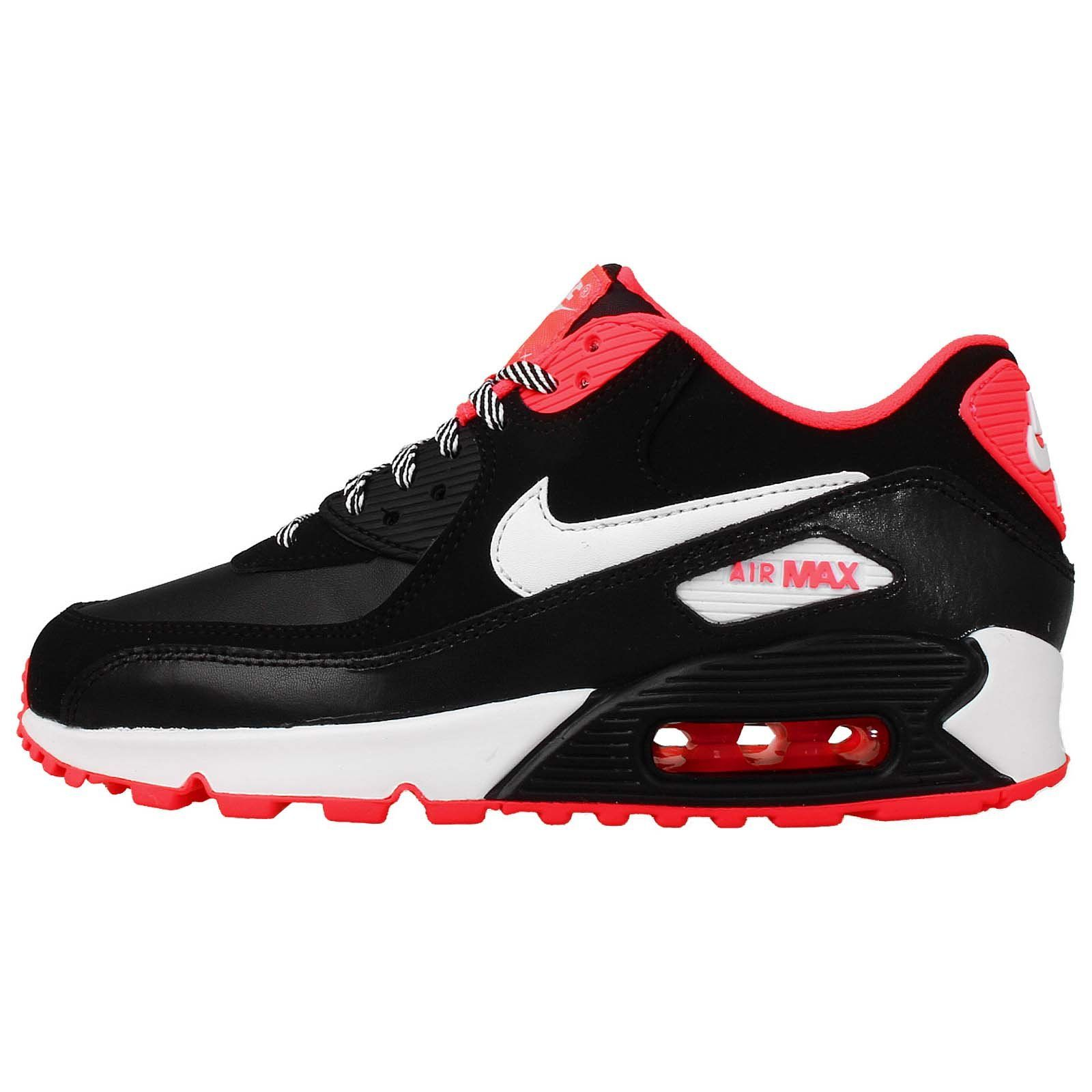 bf49e30ba205 Amazon.com  Nike Air Max 90 (GS) Big Kid s Running Shoes  Clothing ...