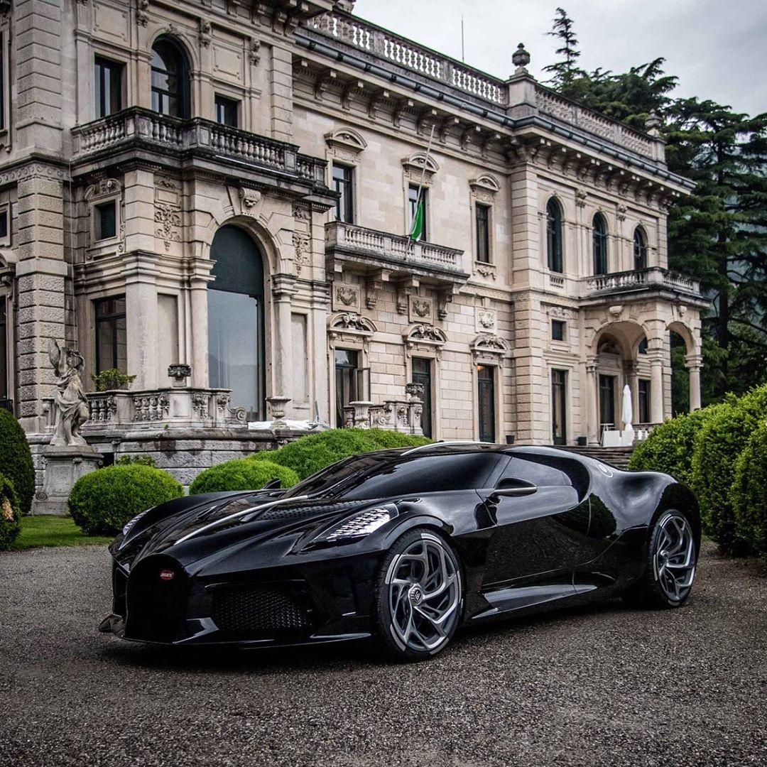 """Download 2019 Bugatti La Voiture Noire Luxury Car: ETIENNE On Instagram: """"Concorso Di Eleganza Villa D'Este"""