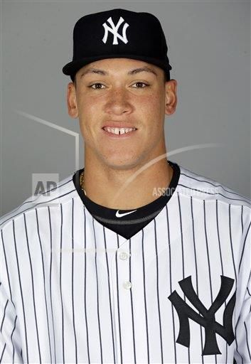 Aaron Judge 99 New York Yankees Ny Yankees Yankees