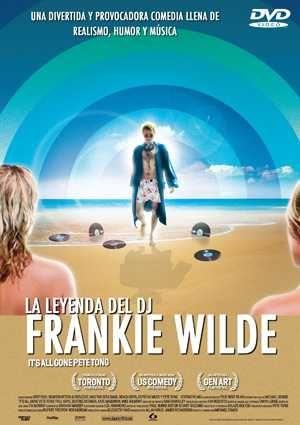 La Leyenda Del Dj Frankie Wilde Movie Posters Movies Cinema