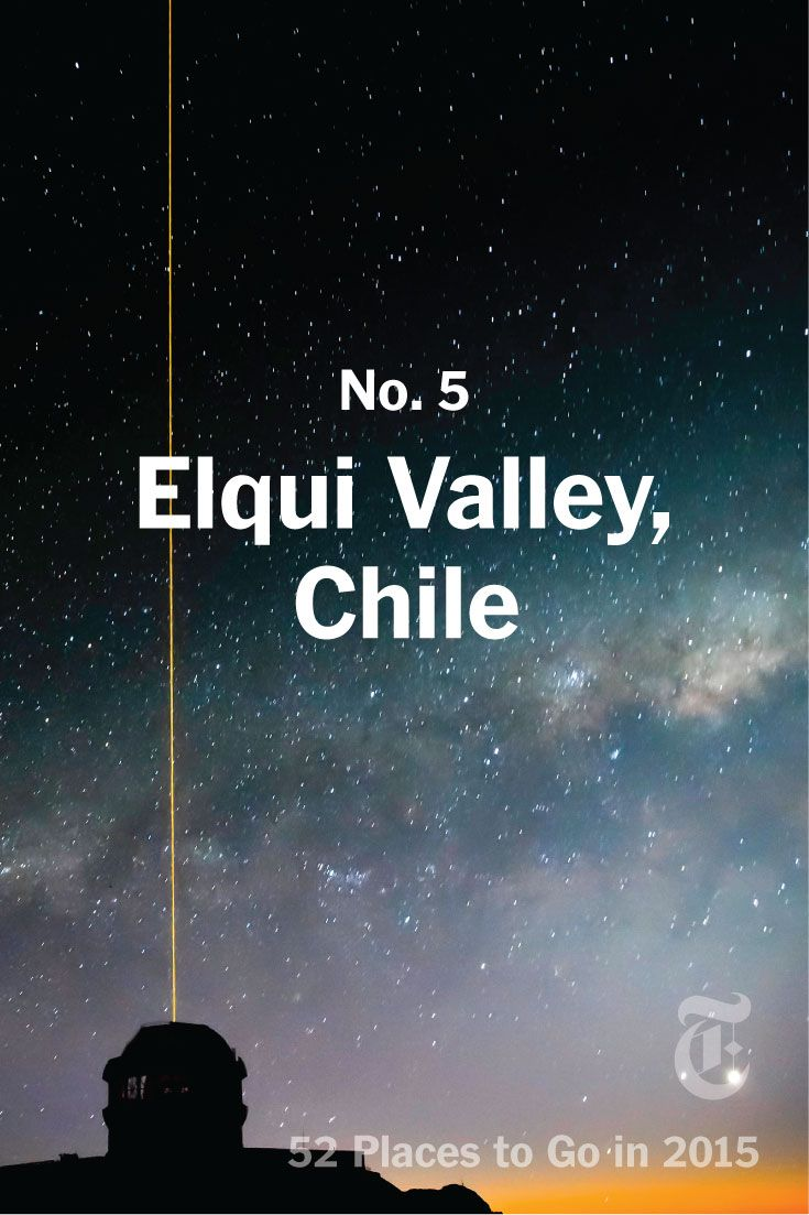Elqui Valley, Chile: Stargaze — while you can — in ...