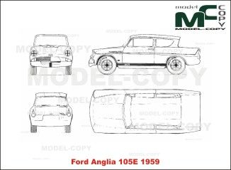 Ford anglia 105e 1959 blueprints ai cdr cdw dwg dxf eps ford anglia 105e 1959 blueprints ai cdr cdw dwg malvernweather Images
