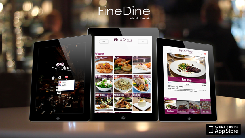 Restaurant Tablet Menu App Sign Up Now For 30 Days Free