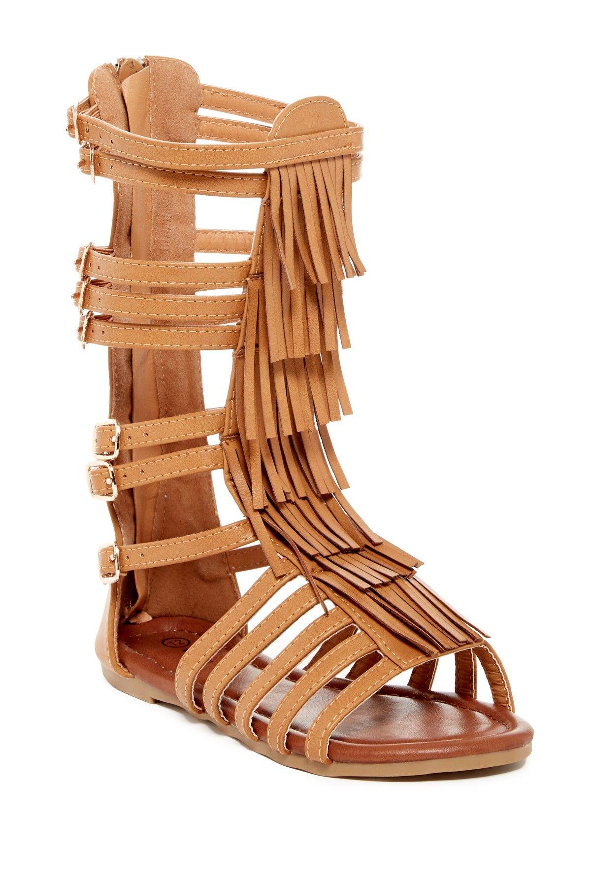 8046e796ce5b Long Gladiator Sandal (Toddler