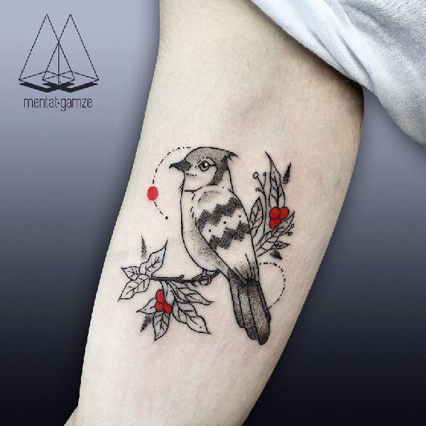 The Red Dots Mit Mentat Gamze Tatowiertinte Winzige Tattoos Punktchentattoos