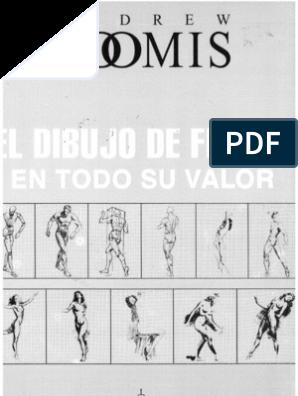 El Dibujo De Figura En Todo Su Valor Andrew Loomis Book Art Drawing The Human Head