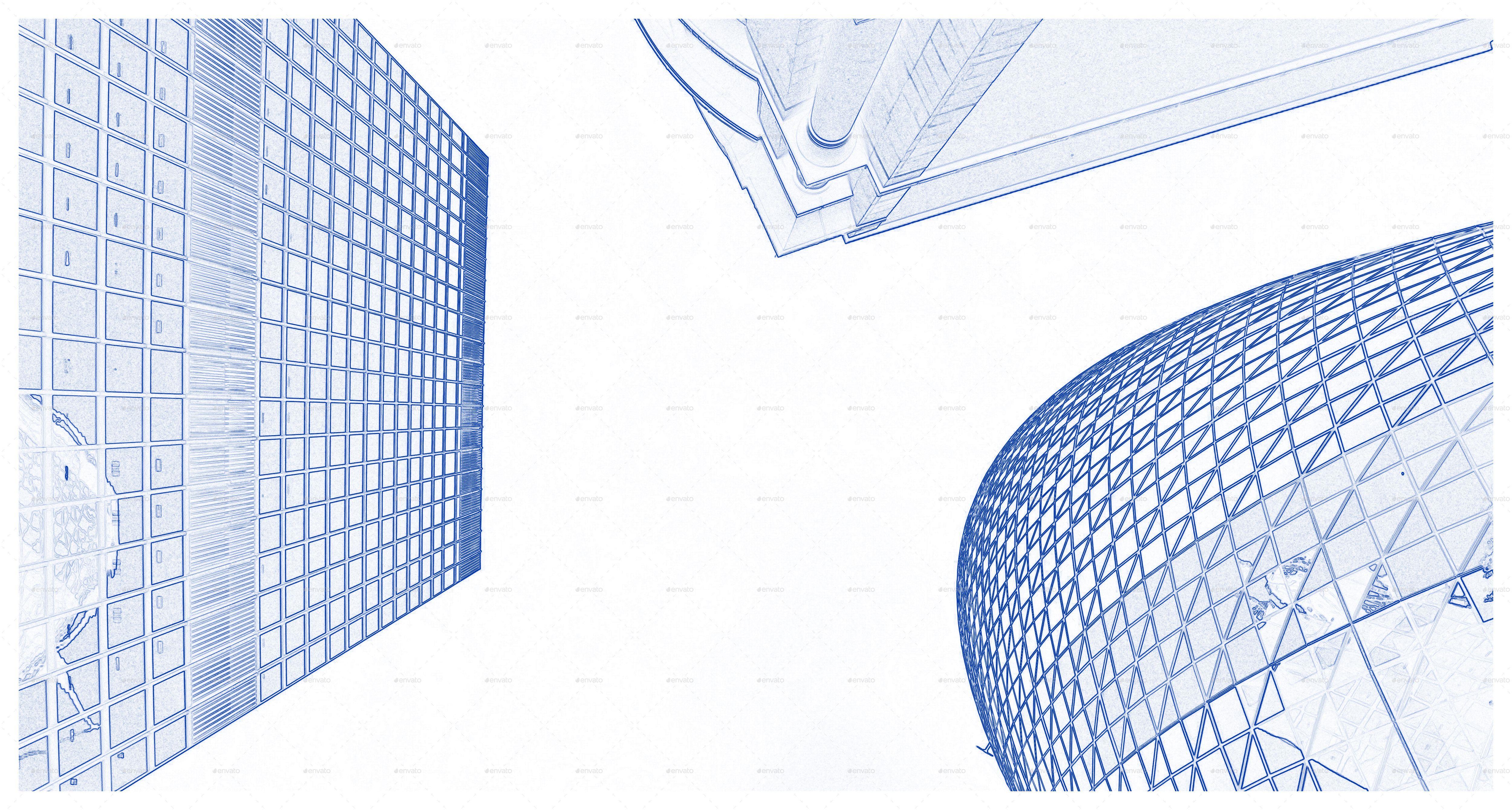 Architectural Blueprint Generator Photo Template Photo