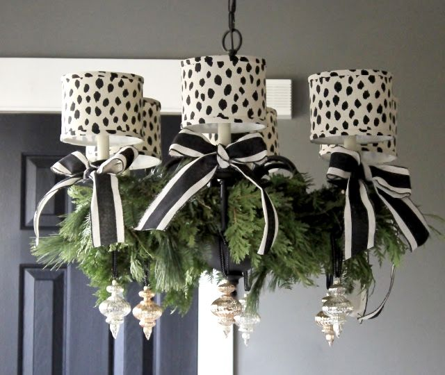 23 Dining Room Chandelier Designs Decorating Ideas: The Yellow Cape Cod: 2016 Holiday Home Tour