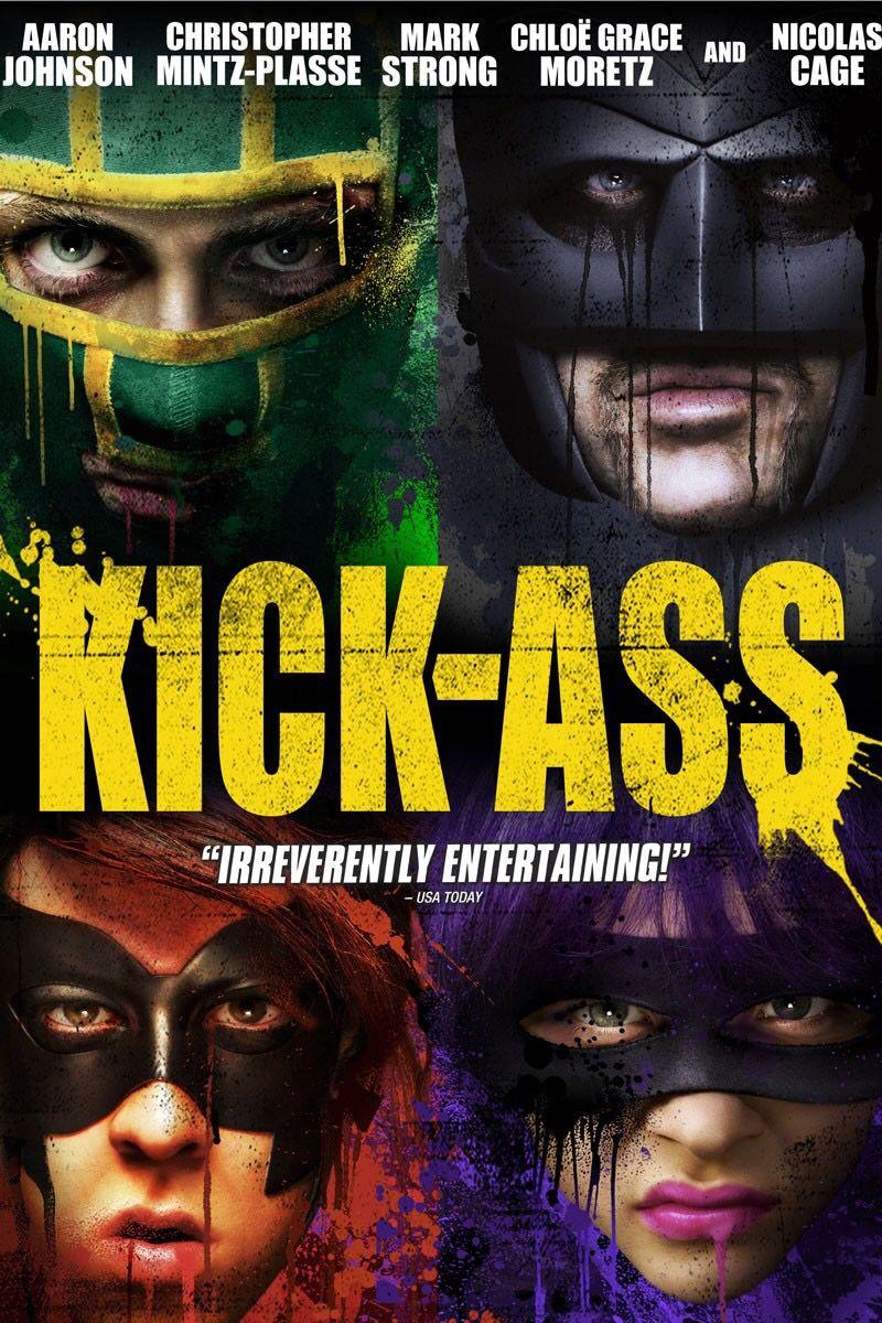Shut up. Kick ass.