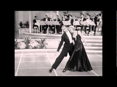 """Fred Astaire & Ginger Rogers in the movie """"Roberta"""" (1935) - """"Smoke Gets In Your Eyes / I Won't Dance (Reprise)"""""""