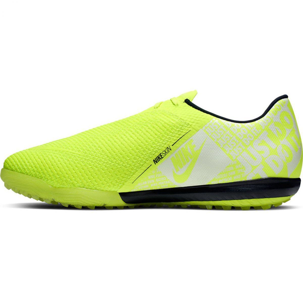 Buty Pilkarskie Nike Zoom Phantom Venom Pro Tf M Bq7497 717 Zolte Zolte Nike Zoom Nike Soccer Shoes Football Shoes