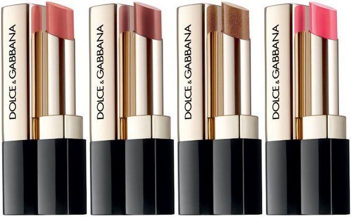 Den nye linjen av leppestifter Dolce & Gabbana Miss Sicilia Lipstick Summer 2017