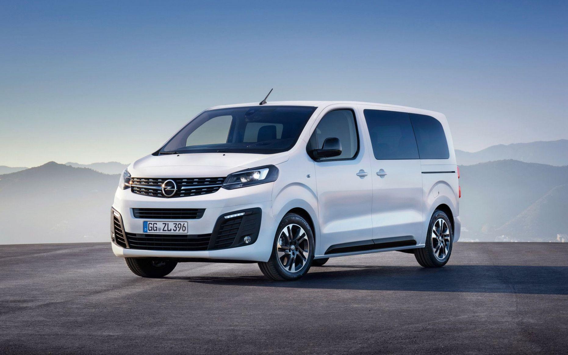 4 Opel Zafira Life Vauxhall Vivaro Life Revealed Ev Fahrzeuge Dachtrager Nissan