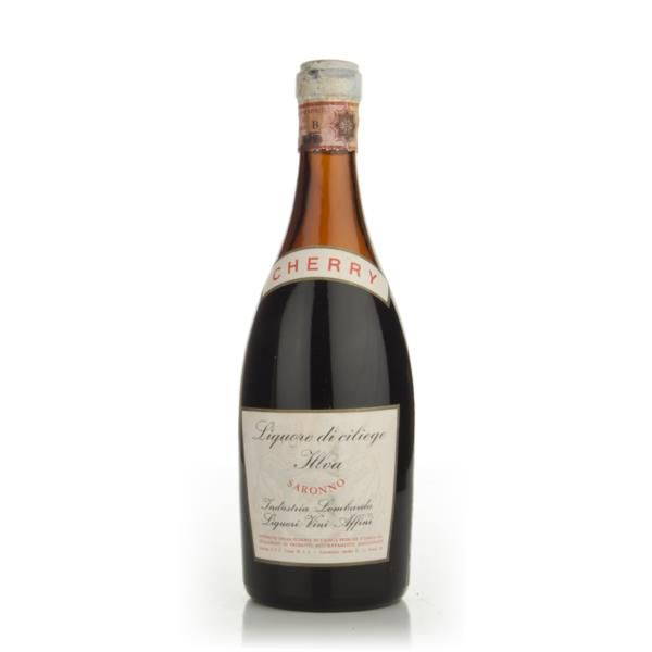 0f83c0a5ad8 Illva Saronno Cherry Liqueur - 1960s   ®GIFTS TO MATTI ERIK ...