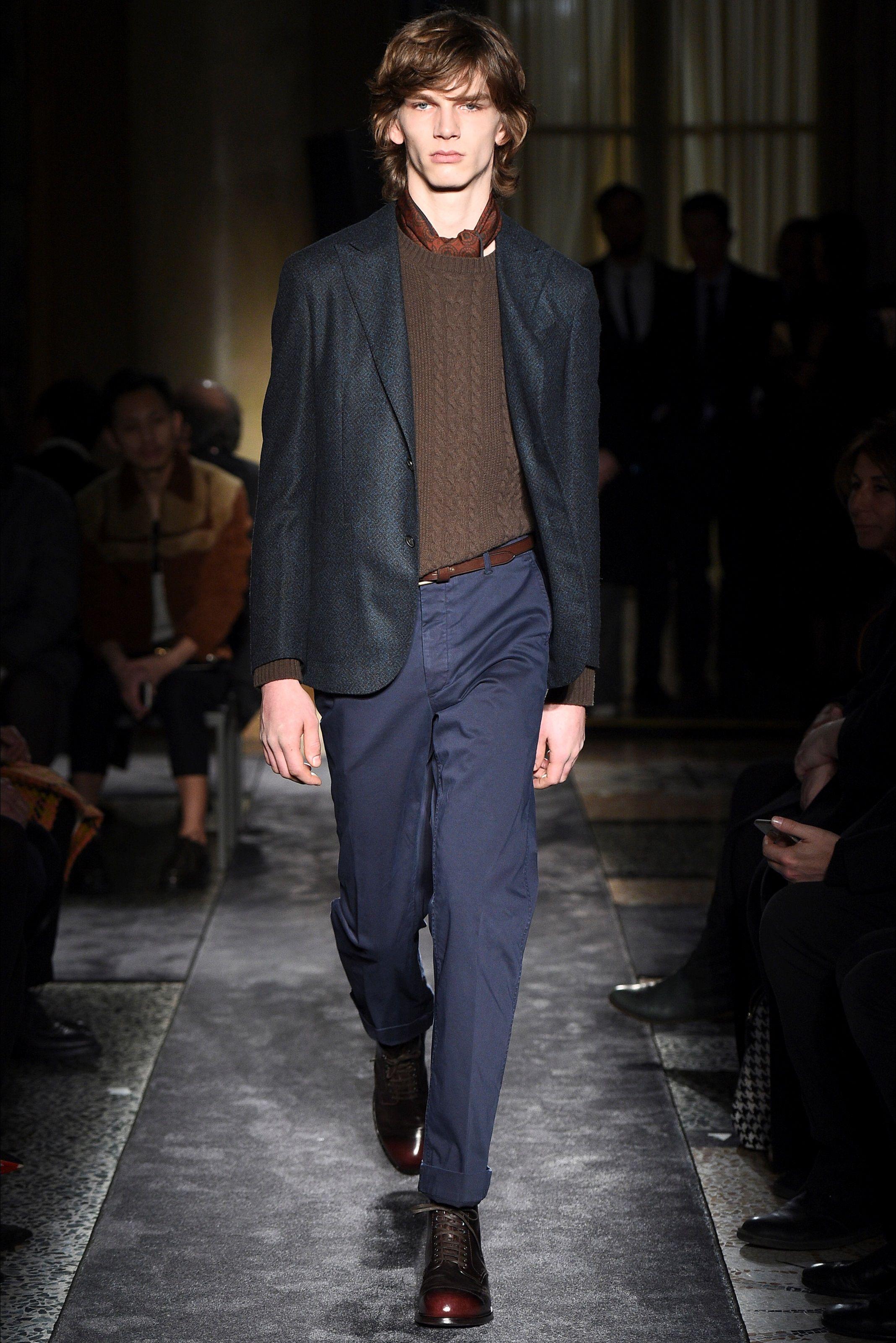 Sfilata Moda Uomo Boglioli Milano - Autunno Inverno 2016-17 - Vogue ... 9583d461fbd