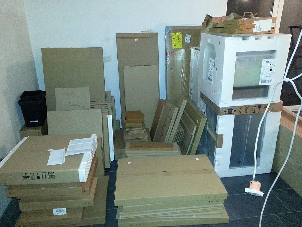 Vor dem IKEA Metod Aufbau - die Lieferung | Kitchen | Ikea küche ...