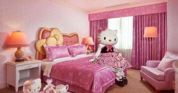 Bedroom Designs Hello Kitty beautiful bedroom designs hello kitty kid design with headboard