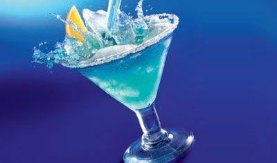 Blue Pacific Margarita Sauza Conmemorativo Tequila Patron Citronge Orange Liqueur And Dekuyper Blue Curacao It Will Rem Margarita Blue Curacao Pacific Blue