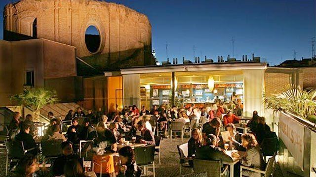 Galeria Gaudeamus Cafe Dominando Lo Mejor De Madrid Visiter Madrid Madrid Espagne