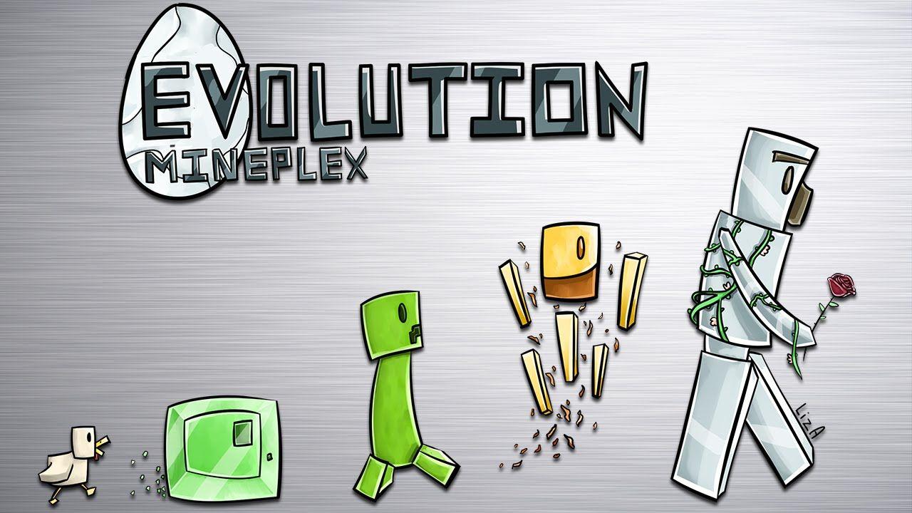 MINECRAFT EVOLUTION! Gioco di Squadra !!! Minecraft
