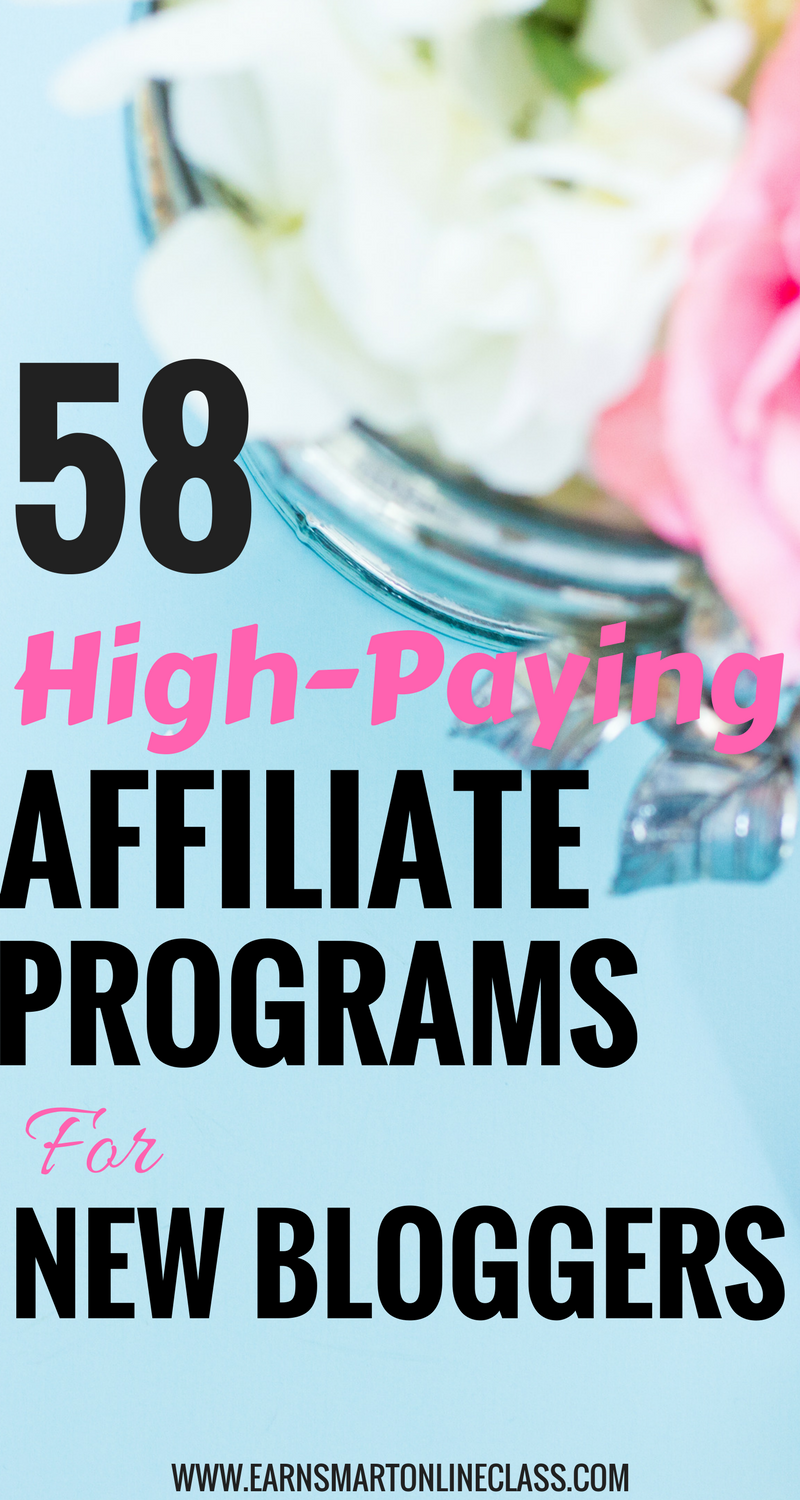 65+ Top Affiliate Programs for Bloggers + Content