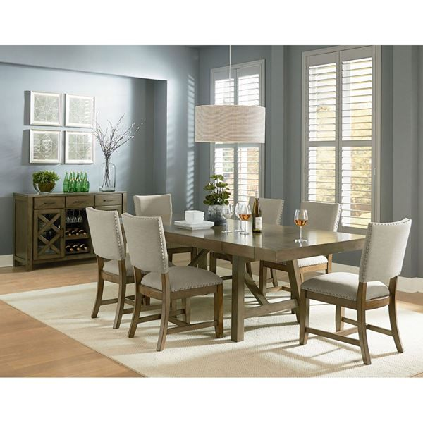 Kitchen Table Omaha: Omaha 7 Piece Dining Set