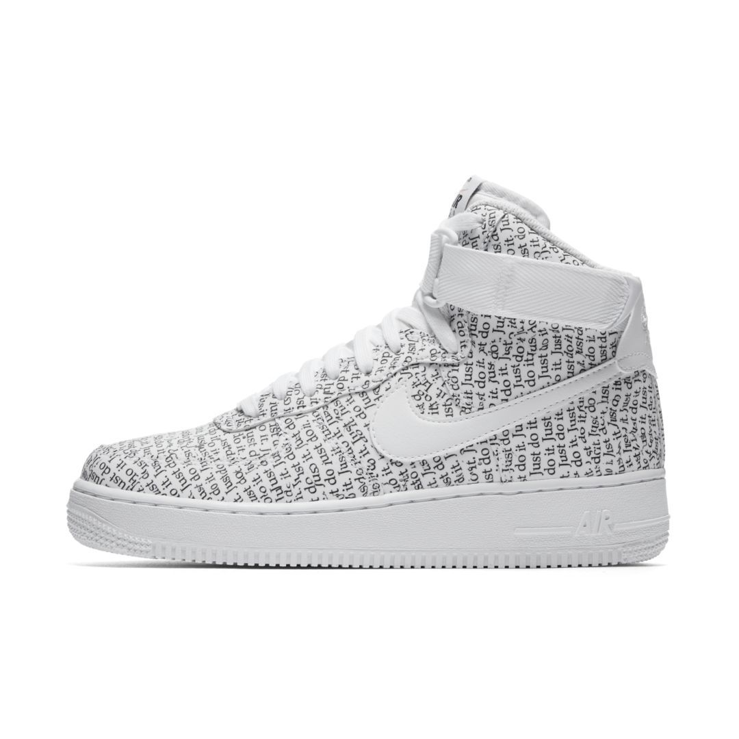 Nike Air Force 1 High Lx Women S Shoe Size 6 White Size 11