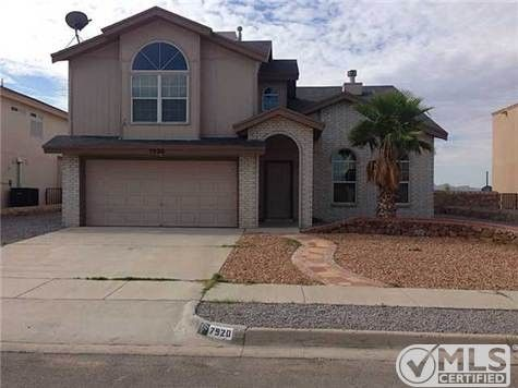 Westside Home For Sale In El Paso Tx 159 950 7920 Thunderstorm El Paso Texas 79932 El Paso Real Estate Real Estate Marketing House Styles