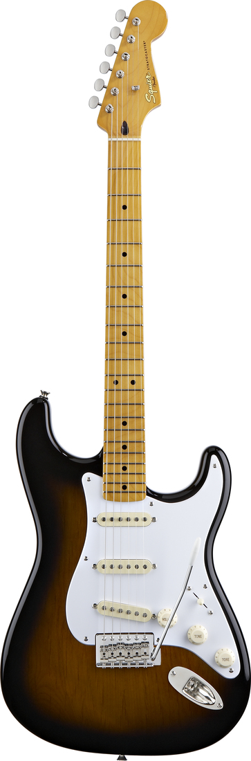 fender squier electric guitar classic vibe 50s stratocaster 2 tone fender squier electric guitar classic vibe 50s stratocaster 2 tone sunburst