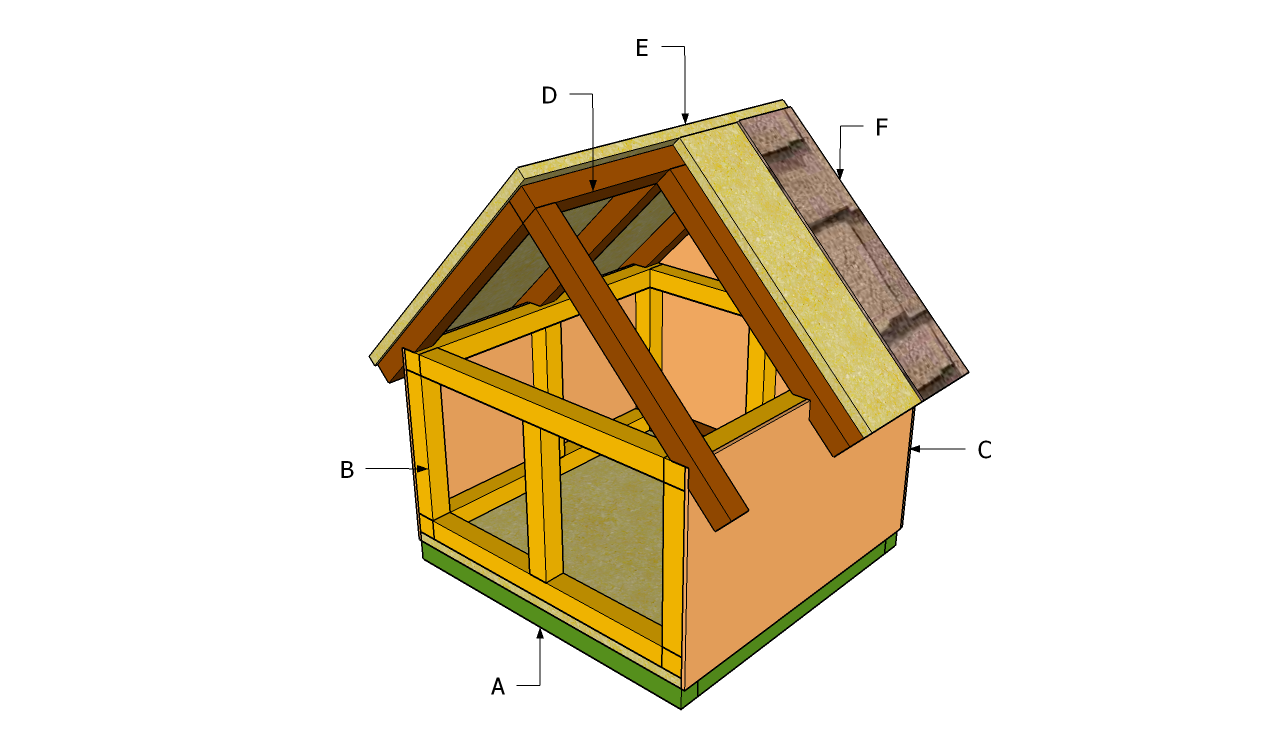 Outdoor cat house outdoor cat house plans free outdoor for Free playhouse plans