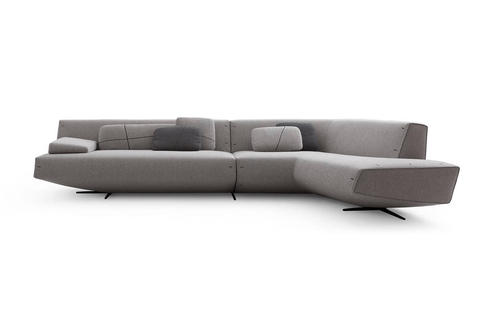 Prime Sydney Sofa By J M Massaud For Poliform Poliform Gmtry Best Dining Table And Chair Ideas Images Gmtryco
