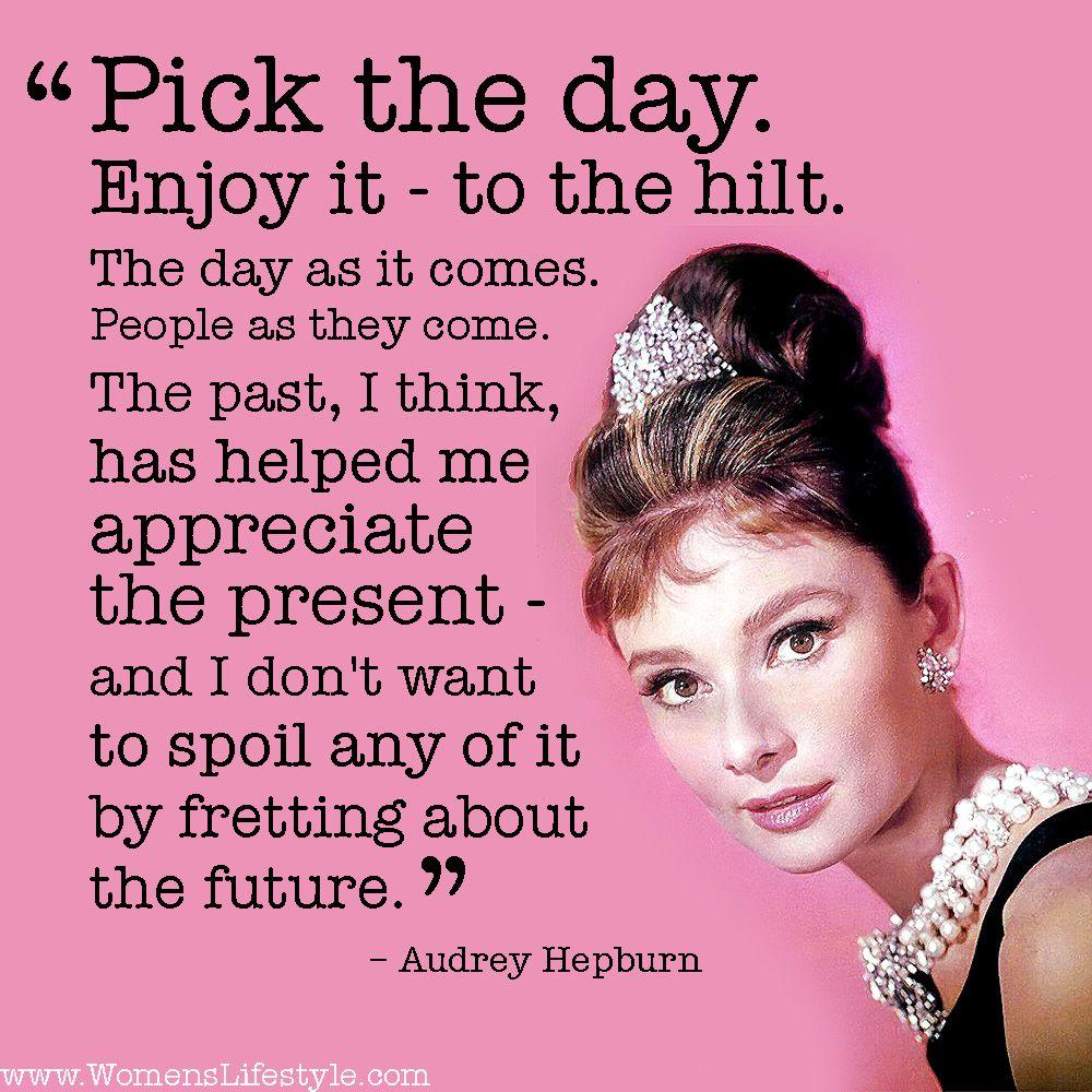 Audrey Hepburn Quote | Audrey Hepburn quotes | Audrey hepburn