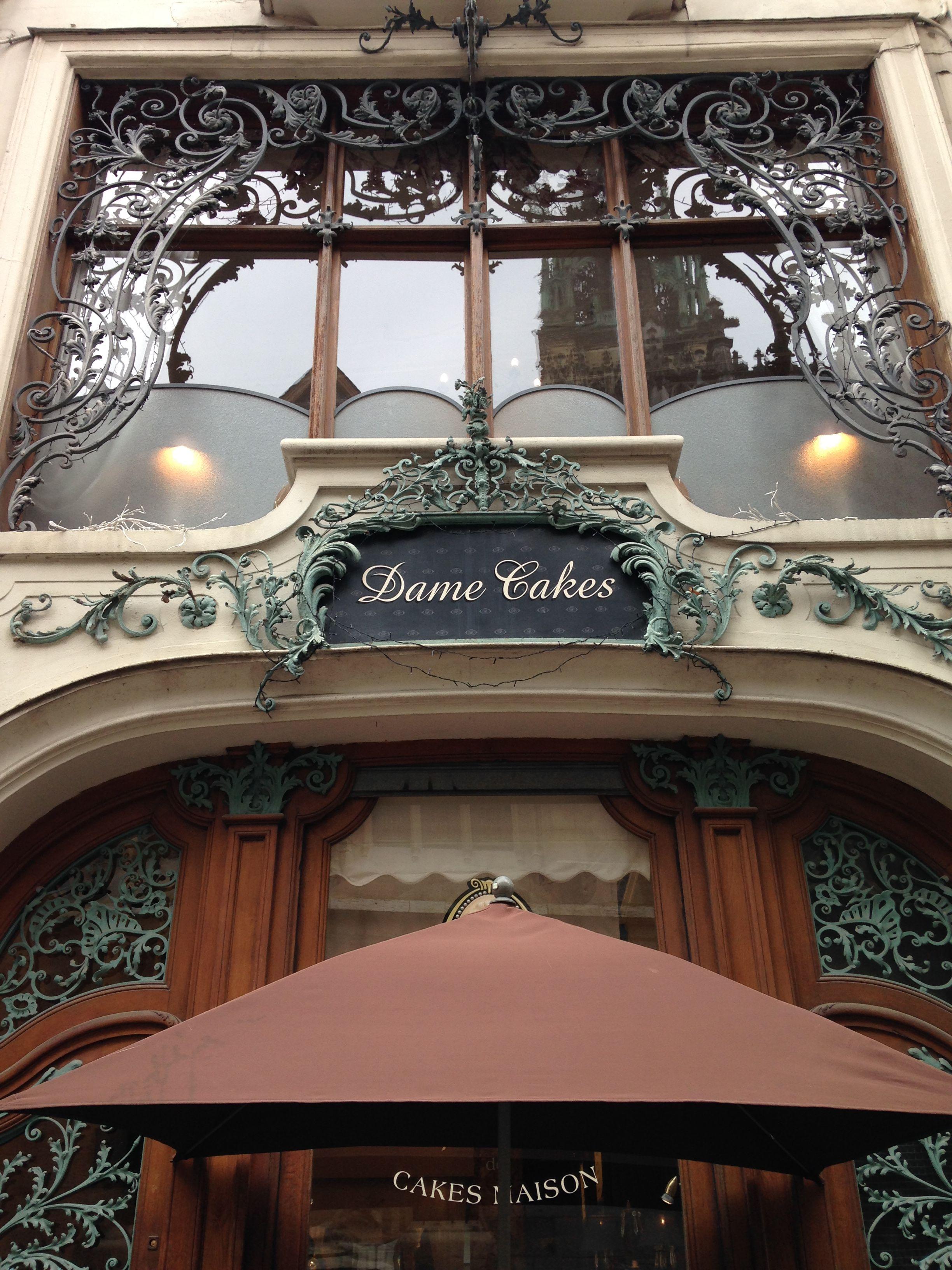 Dame Cakes, Rouen France