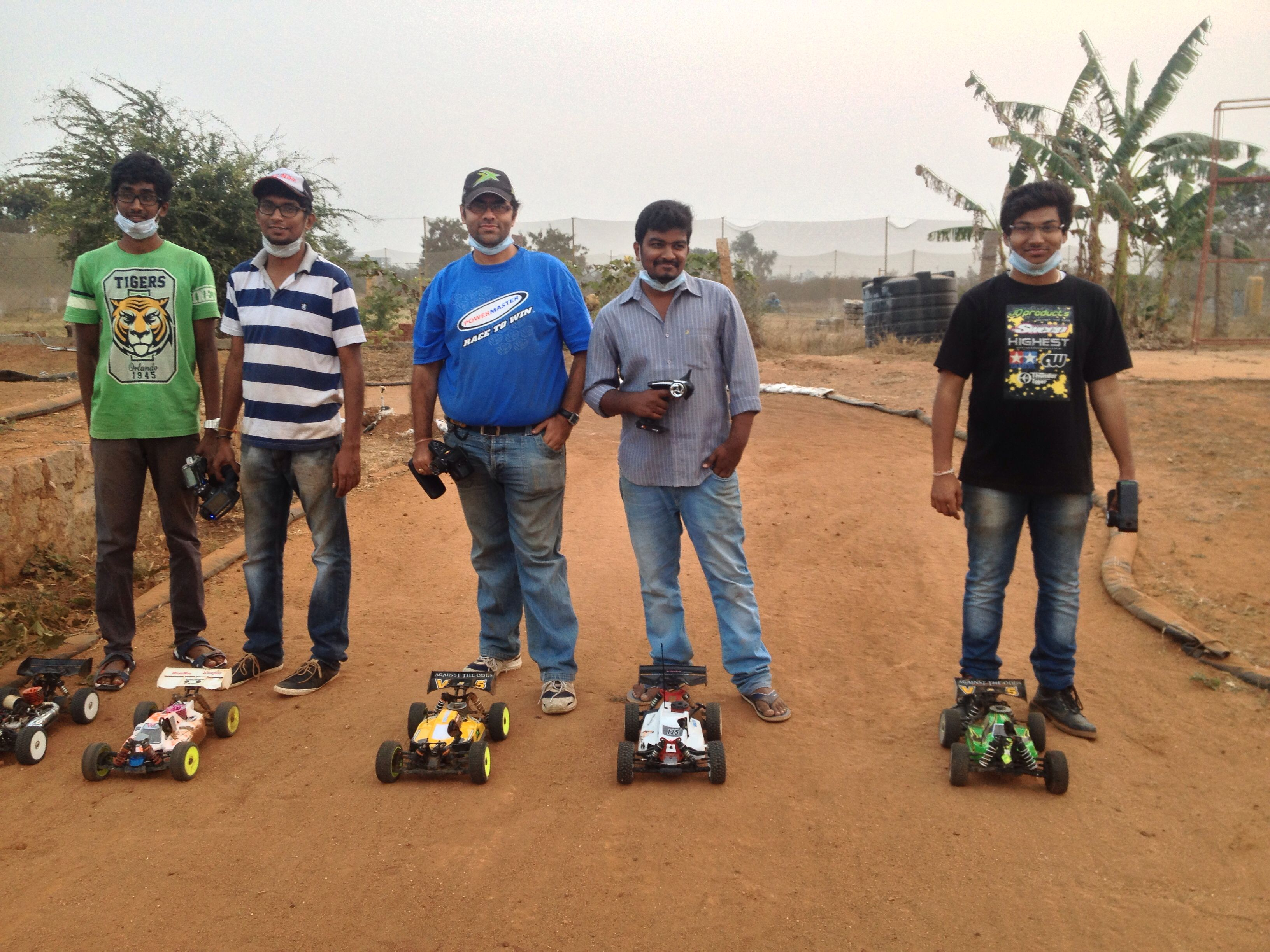 Axles Raceway 2 in, Season 2, Seasons