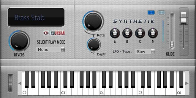 Synthetik Free Hip Hop Vst Plugin By Tru Urban Music Software