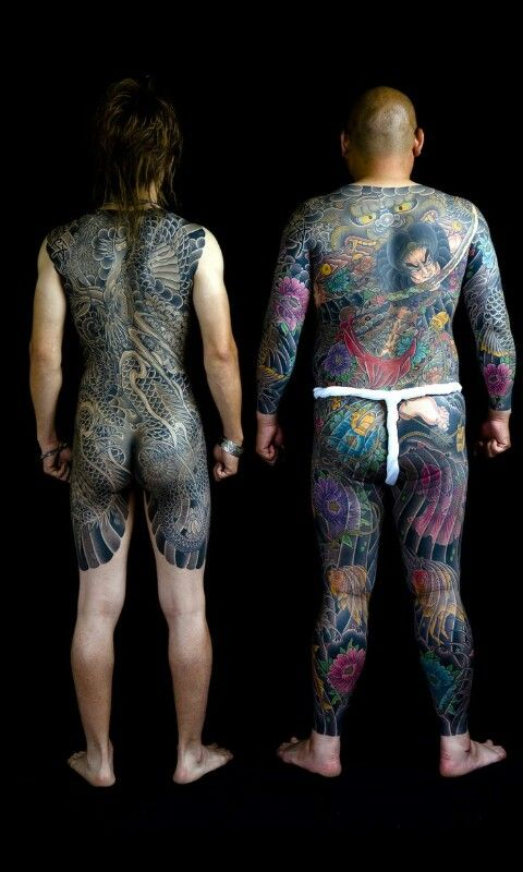 chinese yakuza body art tattoos pinterest tattoos
