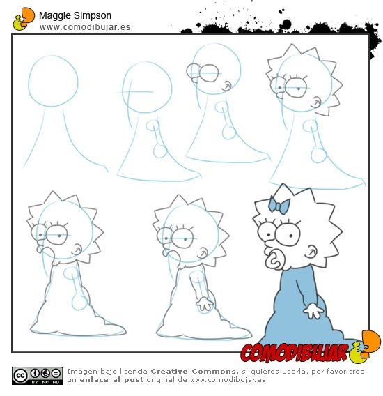 caricaturas animadas paso a paso  Buscar con Google  Cmic
